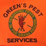Greens Pest Services logo