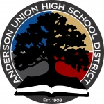 Anderson Union High School District logo