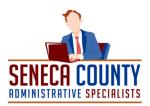 Seneca County Administrative Specialists logo